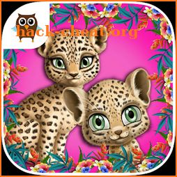 Baby Jungle Animal Hair Salon icon