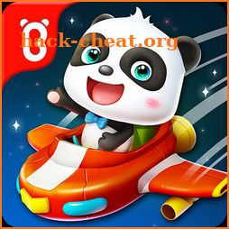 Baby Panda's Space War-Space Guardians & Spaceship icon