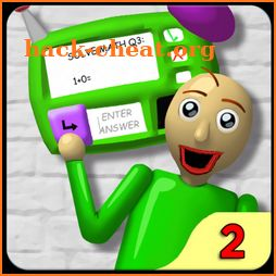 Baldi's Basics Education Notebook 2 icon