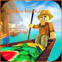 Bangkok Craft: Blocky Building Games 3D 2018 icon