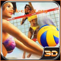 Beach Volleyball Championships 3D icon