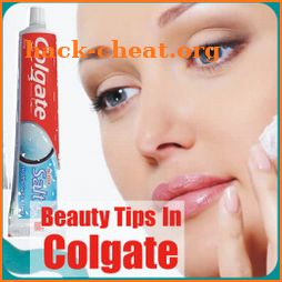 Beauty Tips Using Colgate icon