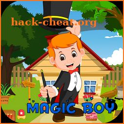 Best Escape Game 409 - Magic Boy Rescue Game icon