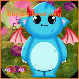 Best Escape Game 494 Bat Monster Escape Game icon