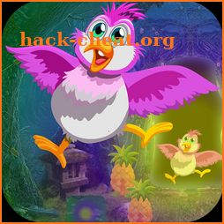 Best Escape Games 105 Pinky Bird Escape Game icon