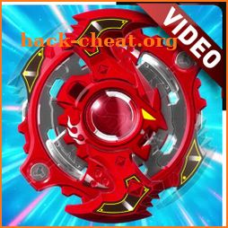 Beyblade Video Live Wallpaper icon