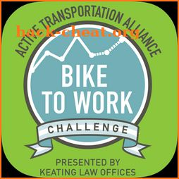 Bike to Work Challenge icon