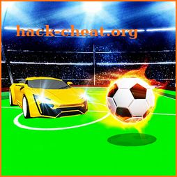 Billiards 8 Pool Ball Cars: Soccer Extreme Stunts icon