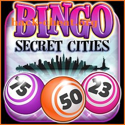 Bingo - Secret Cities - Free Travel Casino Game icon
