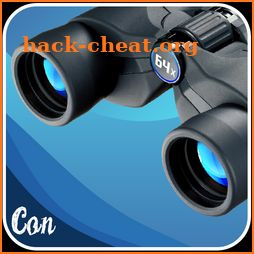 Binoculars (photo & video) Zoom Camera icon