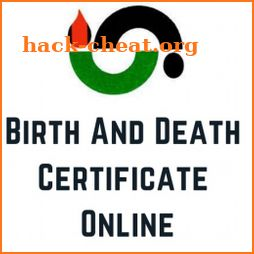 Birth And Death Certificate Online icon