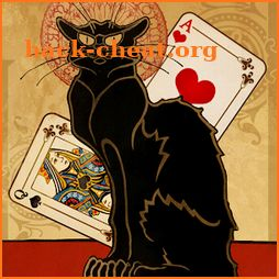 Black Cat Solitaire - Tri Peak icon