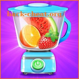 Blend the Food! Cooking Simulation Games icon