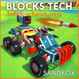 Block Tech : Epic Sandbox Car Craft Simulator GOLD icon