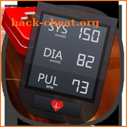 Blood Pressure Check: History Log : Info Track icon