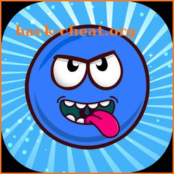 Blue Ball : In The Jungle Adventures icon