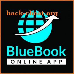 Blue Book Online App icon
