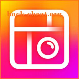 Blur Photo Collage Maker- Photo Grid, Square Blur icon