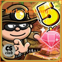 Bob The Robber 5 - Temple Adventure icon