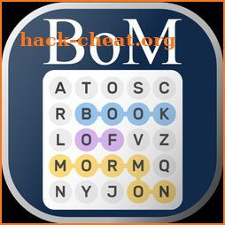 Book of Mormon Word Search icon