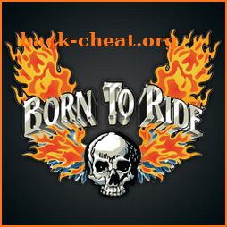 Born To Ride Motorcycle Media icon
