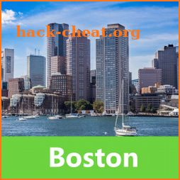 Boston SmartGuide - Audio Guide & Offline Maps icon