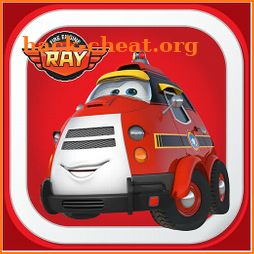 Brave Fire Engine, Ray - Ray, the Space Fire Crew icon
