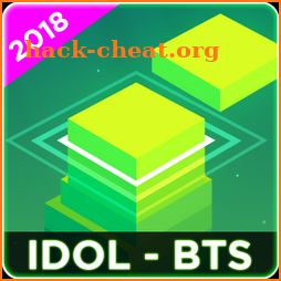 BTS Block Stack - KPOP Music, Block Switch icon