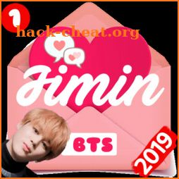 BTS Messenger 2019 😍Jimin 😍 icon