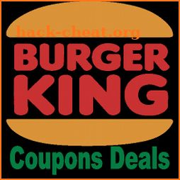 Burger King Restaurants Coupons Deals icon