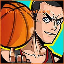 Burning Basketball icon