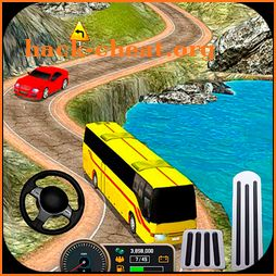 Bus Extreme Driving Simulator 3D Game icon
