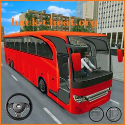 Business Class City Coach - Bus Simulator Game icon