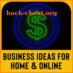 Business Ideas for Home and Online icon