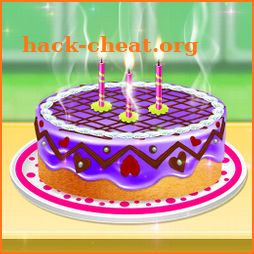 Cake Baking Kitchen & Decorate icon