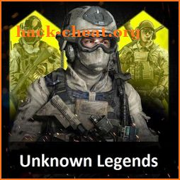 Call for unknown legends : Epic battleground 3D icon