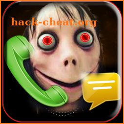 call from moMo and challenge icon