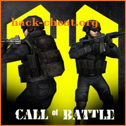 Call of Battle land Duty FPS strike OPS icon