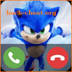 Call Prank for Sonic icon