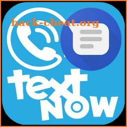 Calls TextNow & Free text tips icon