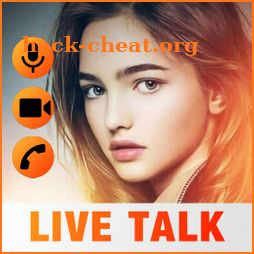 Cam Talk Live - New Random Video Call & Chat icon