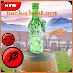 Can Shoot, Bottle Shooting Game icon