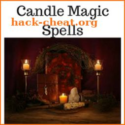 Candle magic spells icon