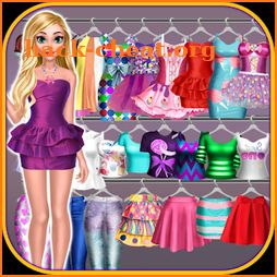 Candy Fashion Dress Up & Makeup Game icon