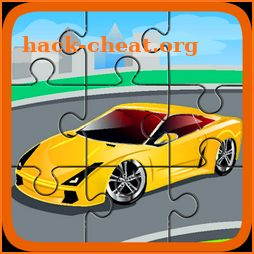Car Jigsaw Puzzle - Vehicles Puzzle icon