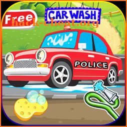 Car wash - Cars for babies icon
