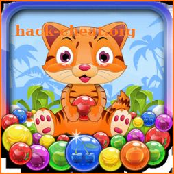 Cats Bubble Pop : Cat bubble shooter rescue game icon