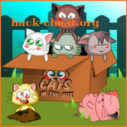 Cats in the box adventures game icon
