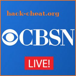 CBSN News Live stream icon
