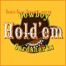 CCHoldem - Cowboy Cardsharks Hold'em Games icon